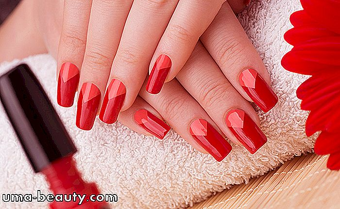 40 Rot Geschmuckte Fingernagel Die Sexy Und Elegant Sind De Uma