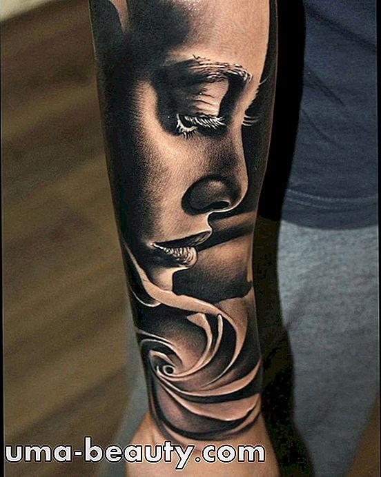 60 Tatuajes 3d Increíbles Que Van A Encantarte Esuma Beautycom