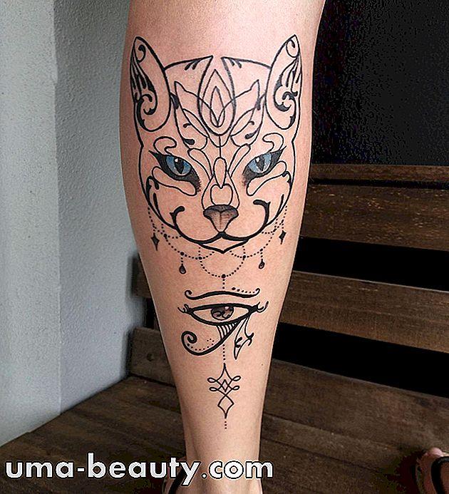 Augen Tattoo Von Horus Kenne Seine Bedeutung Und Sei
