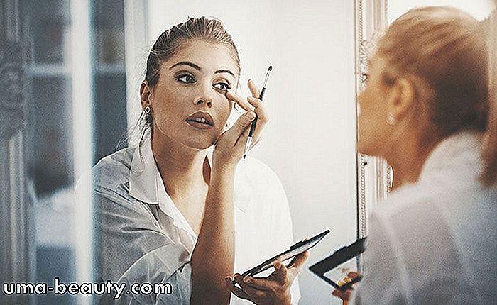 Uitgelezene Hoe make-up aanbrengen: tips voor beginners in de kunst van het QQ-44