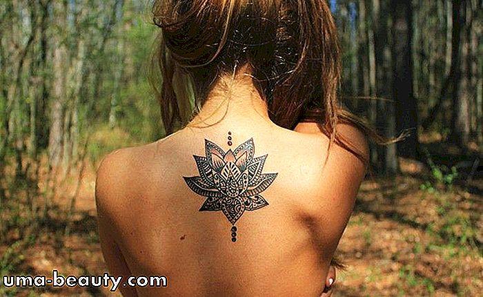 Tatuaje De Flor De Loto Conozca El Significado Y Se Inspire Es