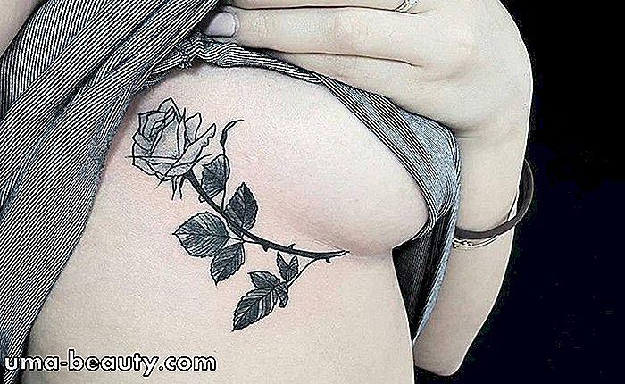 Conozca El Tatuaje Underboob E Inspírese Con Las Fotos Esuma