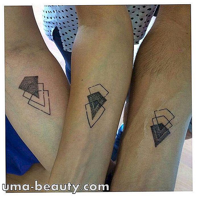 Triangle Tattoo Hun Betekenissen En Inspiraties Voor U Om