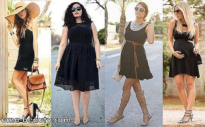 choisir authentique matériau sélectionné très convoité gamme de Robe noire: comment porter le classique qui ne se démode ...