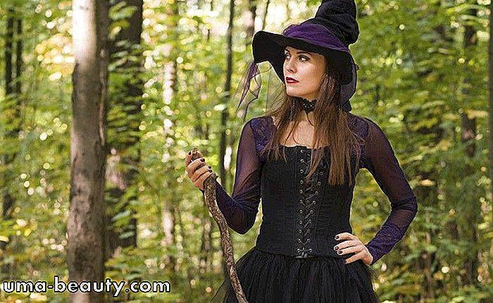 Welp Halloween-kostuums: suggesties om te improviseren en vegen - nl JM-14