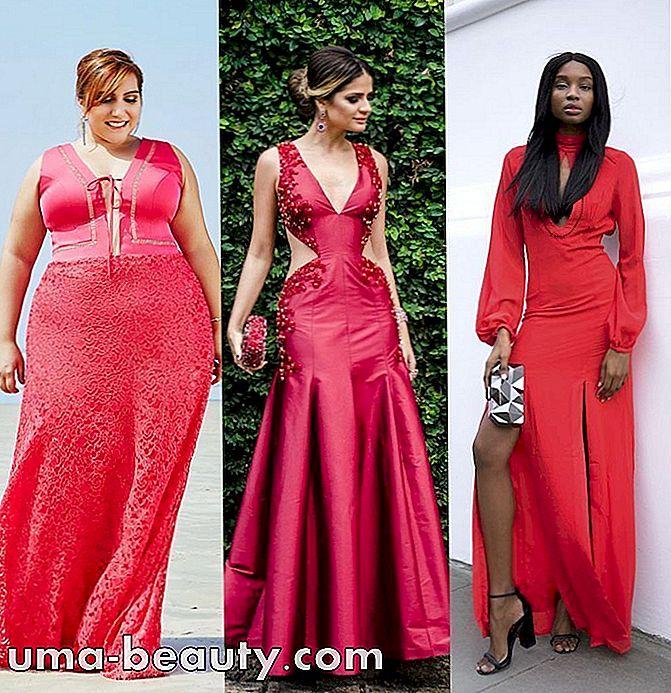 Vestido Rojo Cómo Crear Looks Elegantes Y Modernos Con Ese