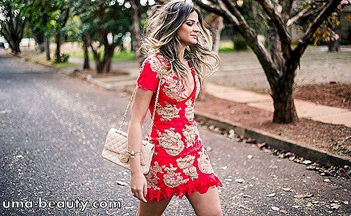 4d670e5c Kort blonder kjole: Tips å bruke uten feil - no.uma-beauty.com