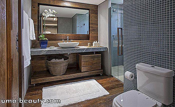 Vasca Da Bagno Uma : Inspirazioni da bagno decorate per cambiare l aspetto della